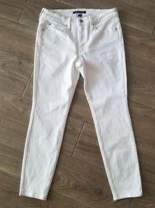 Mid Rise Calvin Klein Skinny Jeans